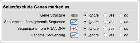 Search Gene Names